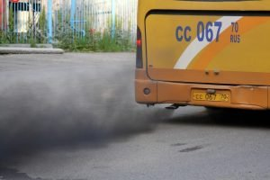 Pollutants emission from diesel engines